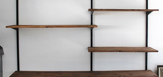 diy-wall-mounted-shelving