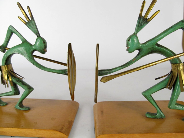 modernaire-warrior-bookends-2