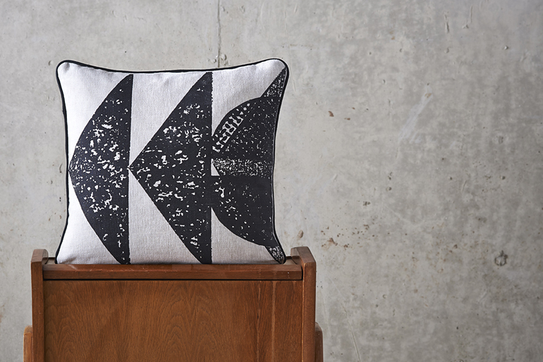 Laura Slater Fabric Textiles | Primitive Modernism Blog, view more amazingness at http://primitivemodernism.com/blog/laura-slater-textiles/