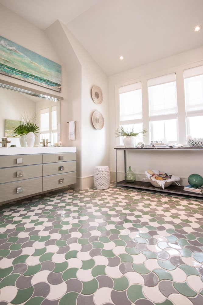 // Fireclay Tile on the Primitive Modernism Blog