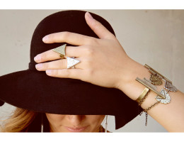 Primitive Modernism Jewelry
