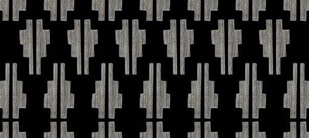 Un-Repeat - Geometric Pattern by Primitive Modernism